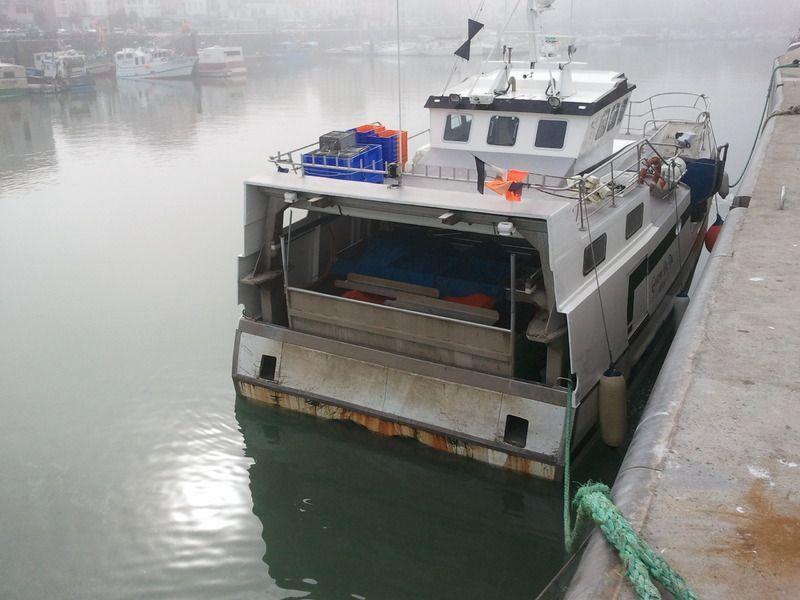 bateau de peche gwenn ha du